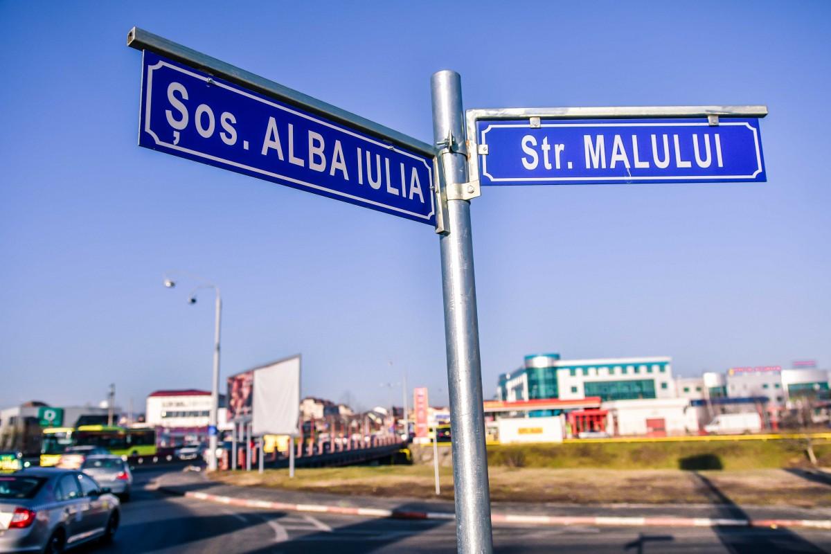 2.800 de noi plăcuțe cu denumiri de străzi, în Sibiu