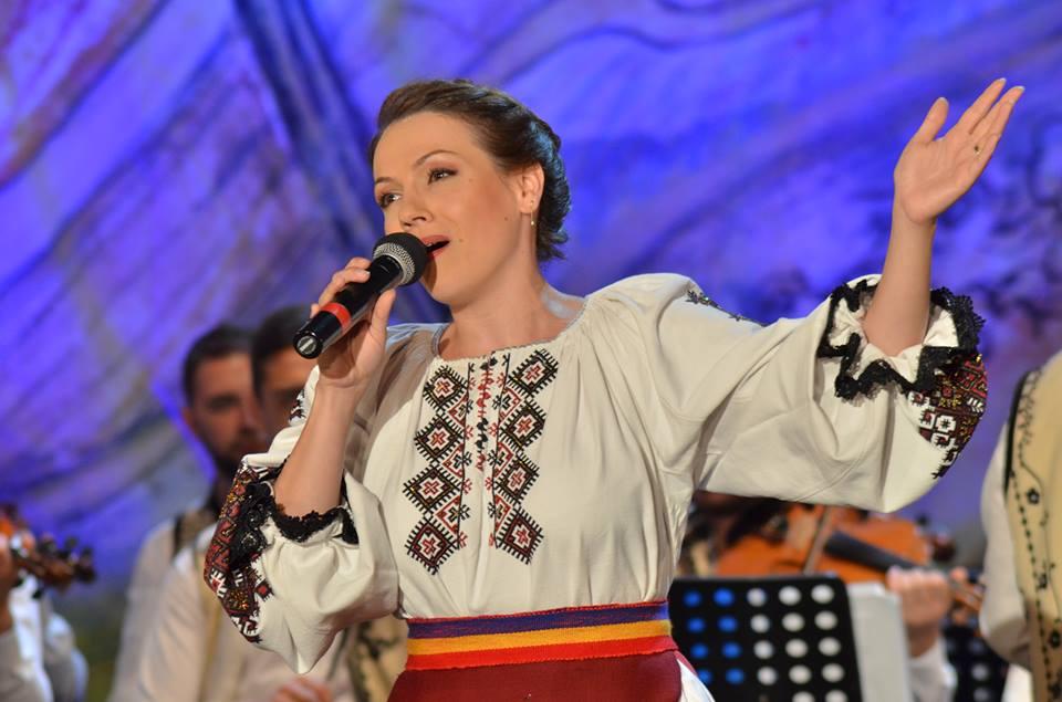 Recital de folclor și lied românesc la Biblioteca Județeană ASTRA Sibiu (CP)