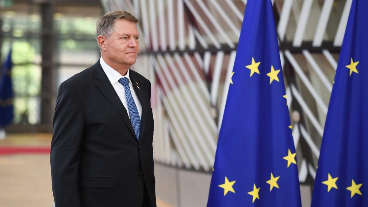 Iohannis:progresul României este indisolubil legat de existenţa unei legislaţii coerente şi stabile