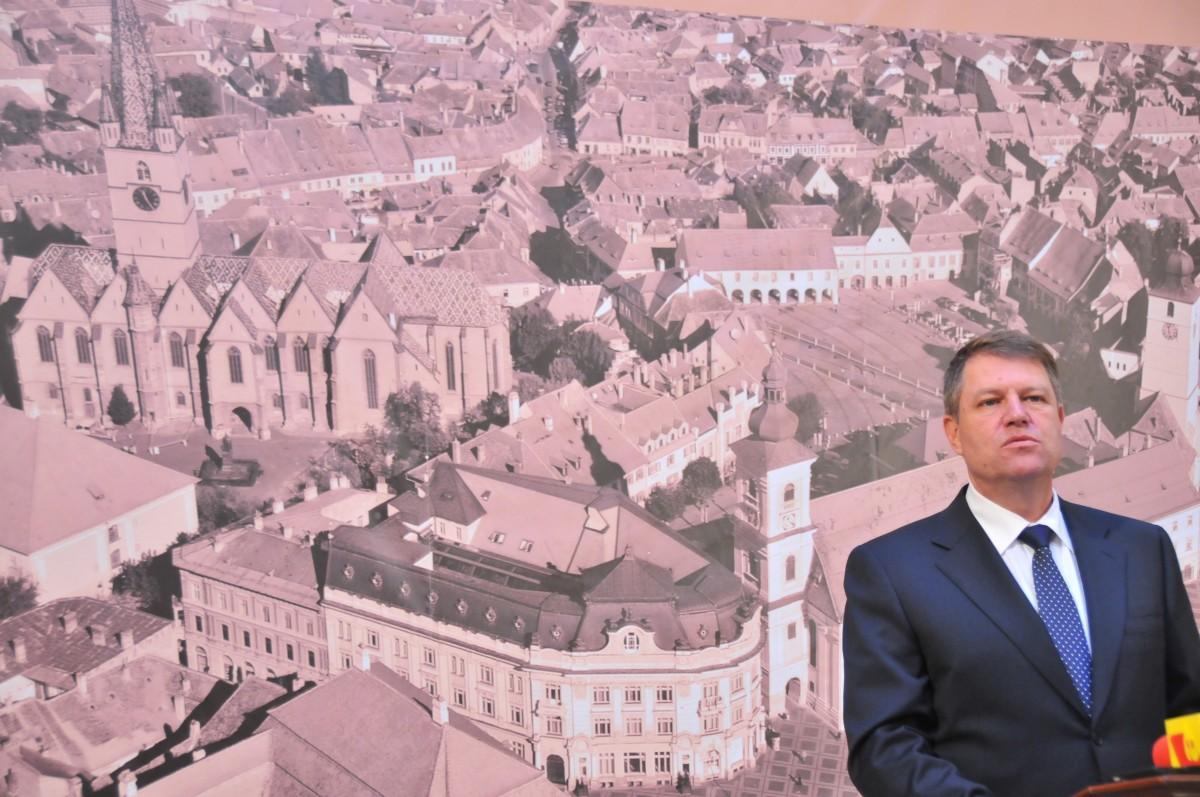 Iohannis a anunțat ce documenta pregătit pentruSummitul de la Sibiu