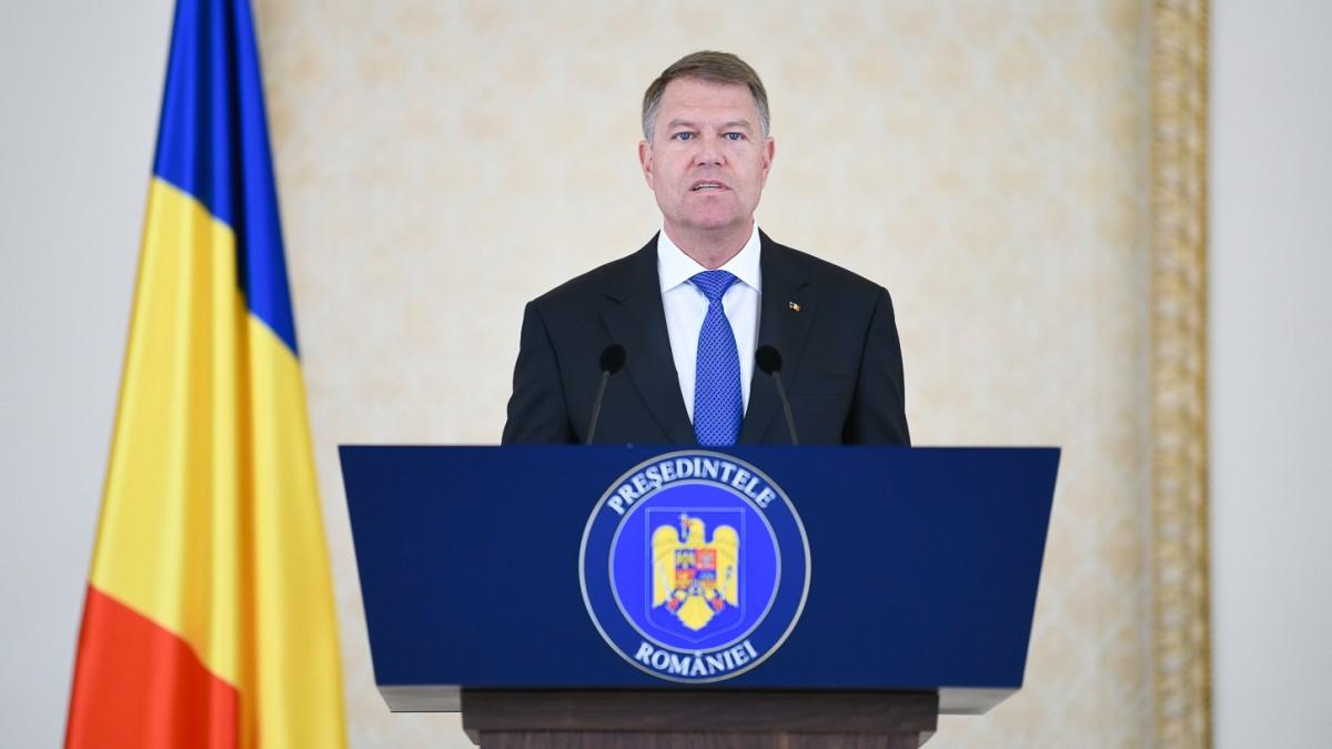 Iohannis:România nu are de facto prim-ministru | video