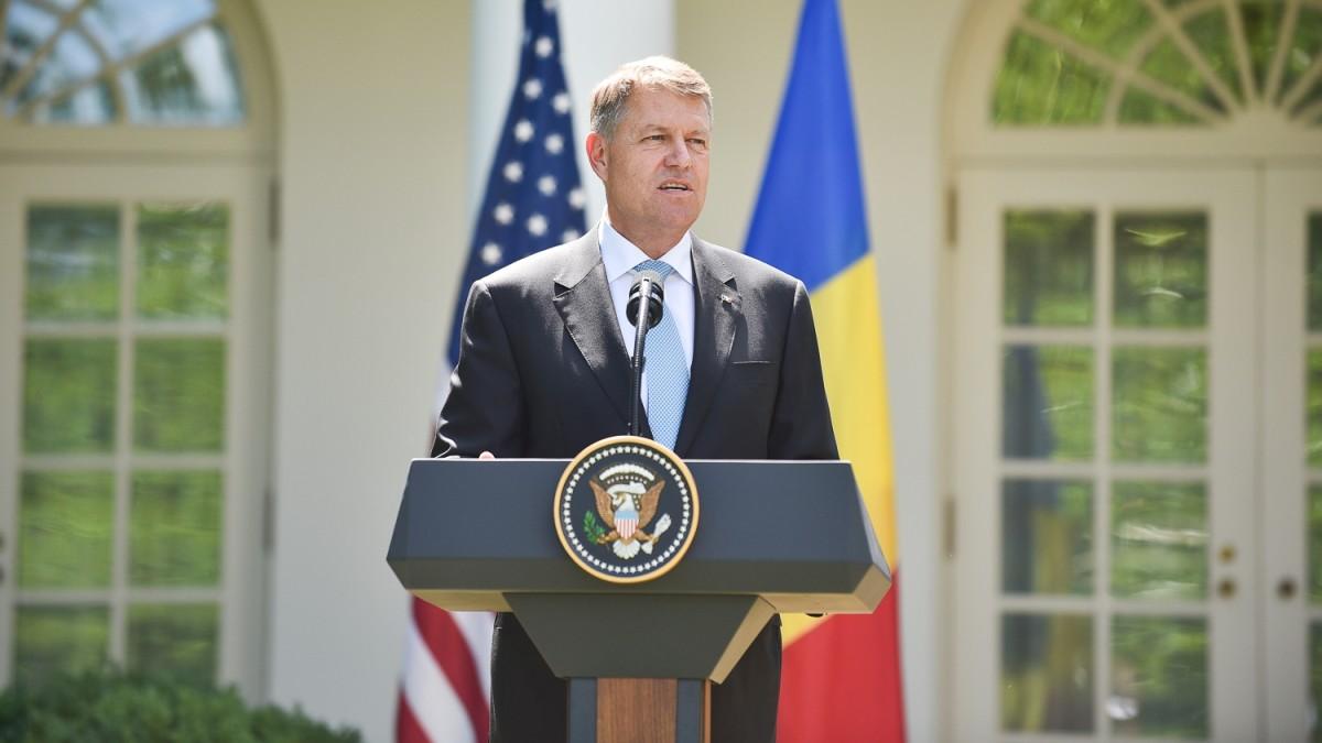 """Klaus Iohannis, invitat la Casa Albă. """"Sunt chestiuni care trenează, precum Visa Waiver"""""""