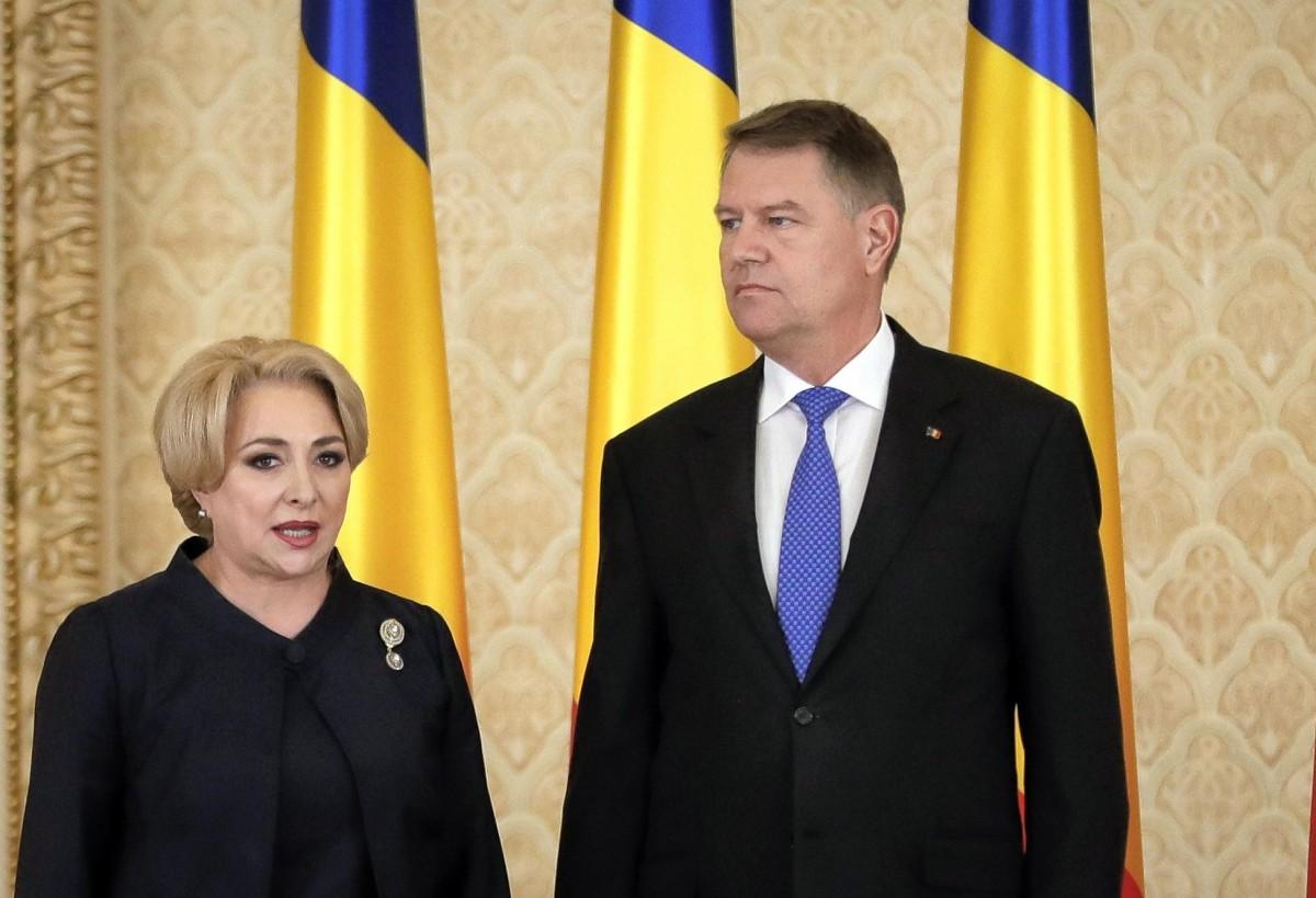 Președintele Iohannis: Guvernarea PSD a eșuat. PSD-ul nici nu guvernează pentru români, guvernează pentru Dragnea