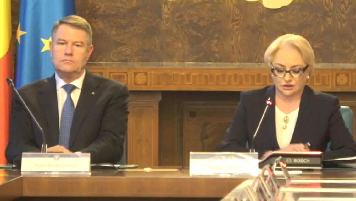 Iohannis: economia a fost dată peste cap