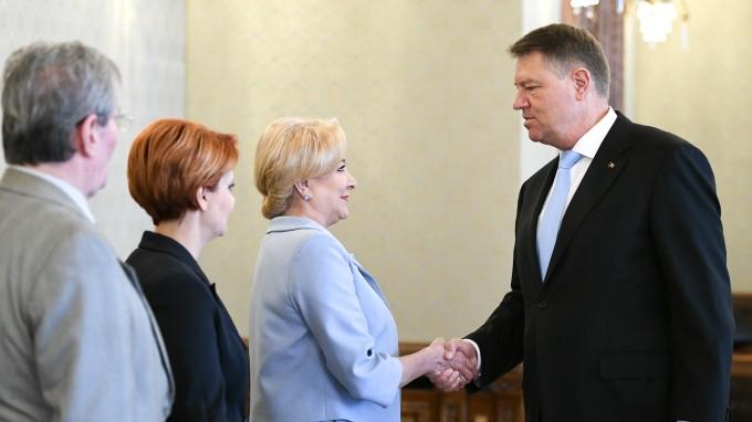 Klaus Iohannis arespins-o din nou pe Lia Olguța Vasilescu pentru Ministerul Dezvoltării