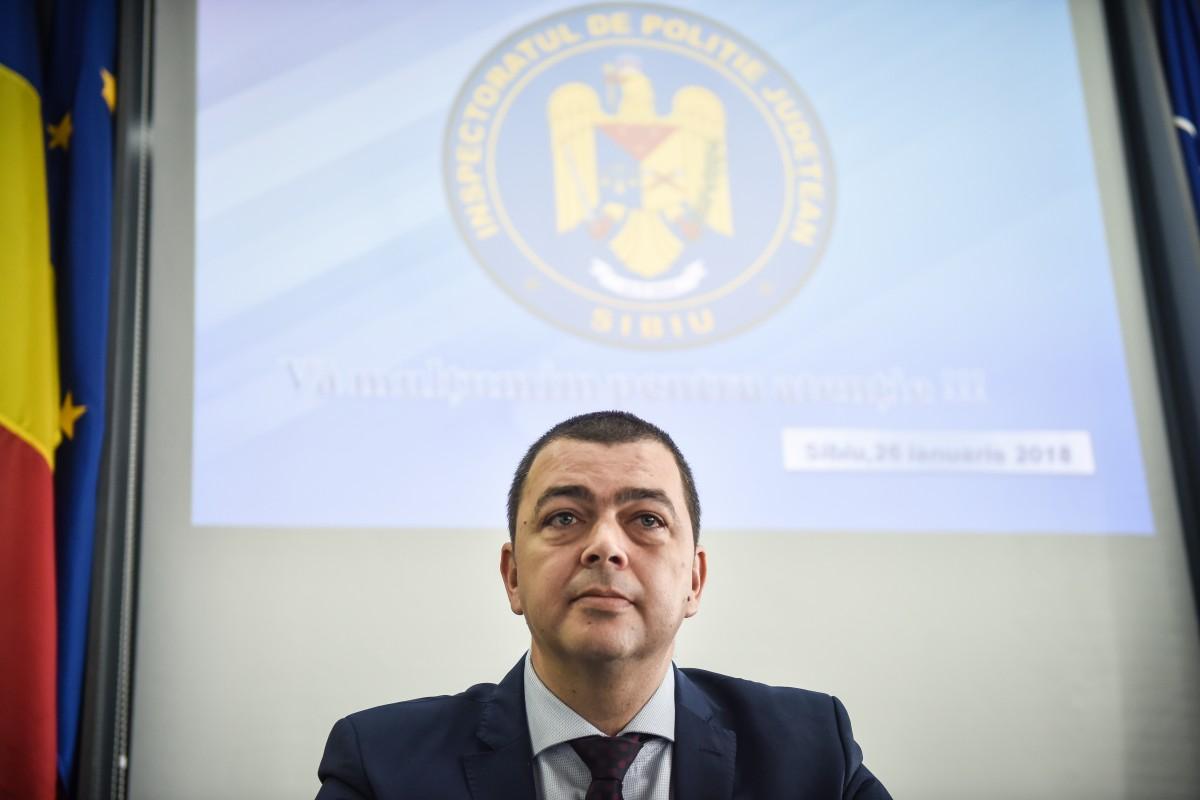 IPJ Sibiucaută avocați pentru polițiștiidați în judecată