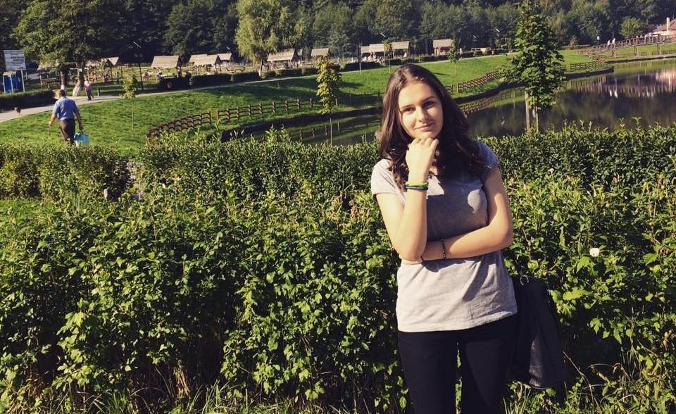 Irina Linte, eleva din Tălmaciu care a luat 10la Bac: a scris de trei ori primele două subiecte la Română