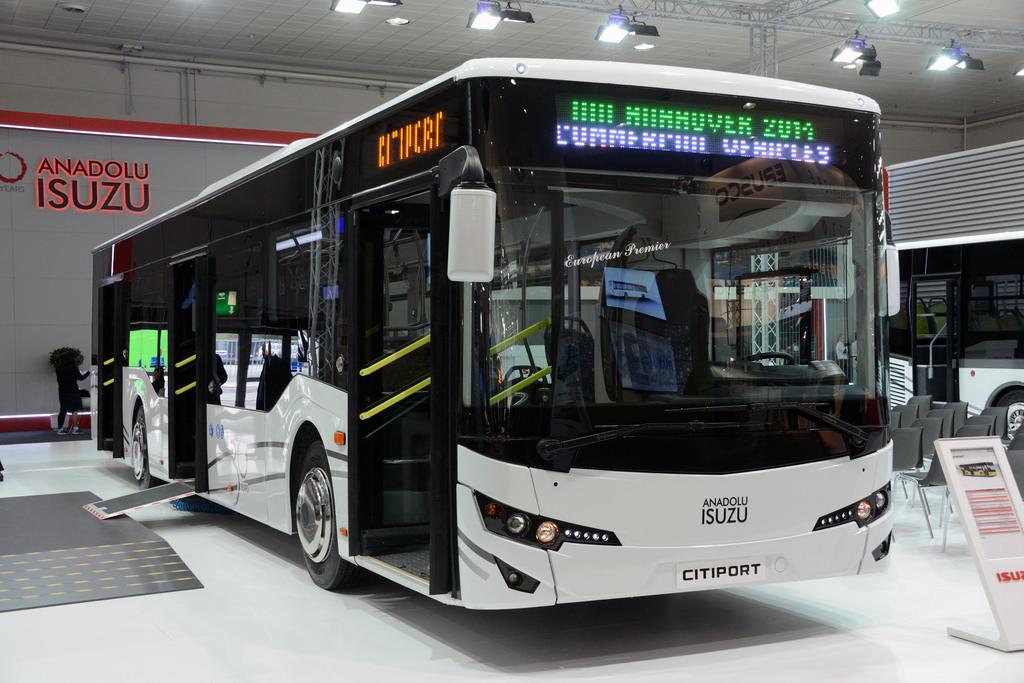 Primele noi autobuze pentru Tursib sosesc săptămâna viitoare