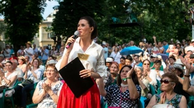 TVR face preselecție la Sibiu pentru o emisiune de talente folclorice