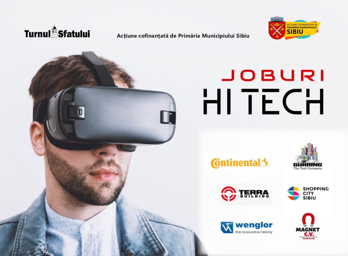 """Cea de-a doua ediție a proiectului """"Job-uri Hi-Tech în cartierele Sibiului"""" debutează la Facultatea de Inginerie"""