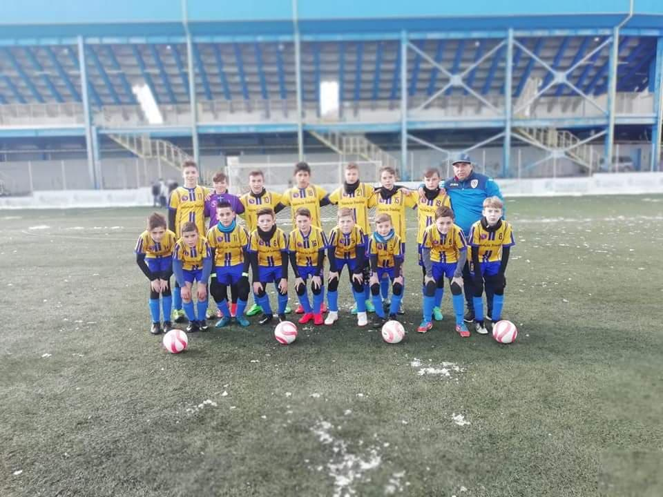Căutare de talente în sate și comune: Fotbalul sibian are viitor