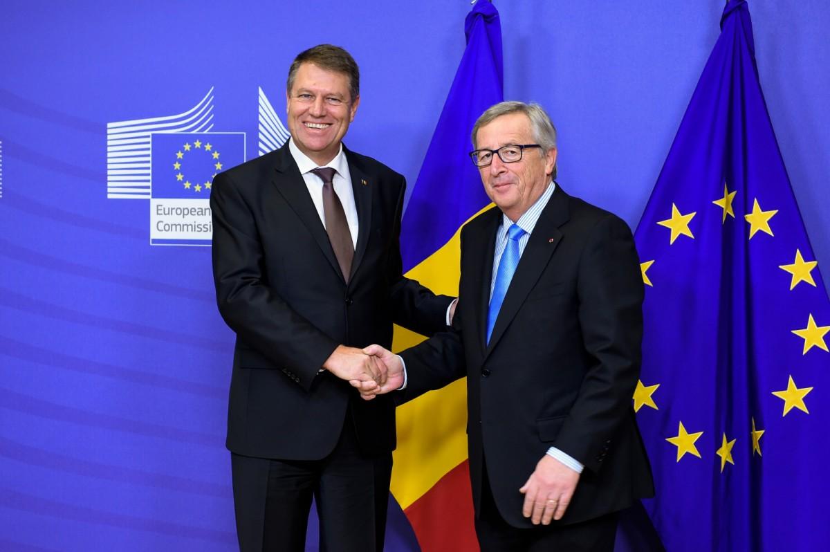Iohannis, premiat în Germania pentru lupta împotriva corupției