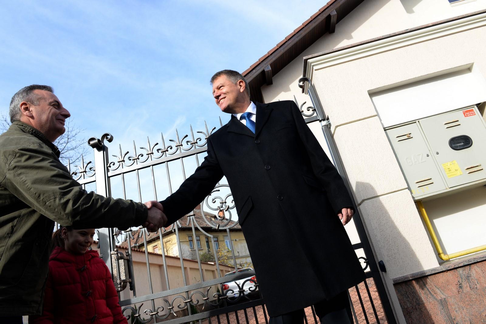 Klaus Iohannis are un nou consilier personal