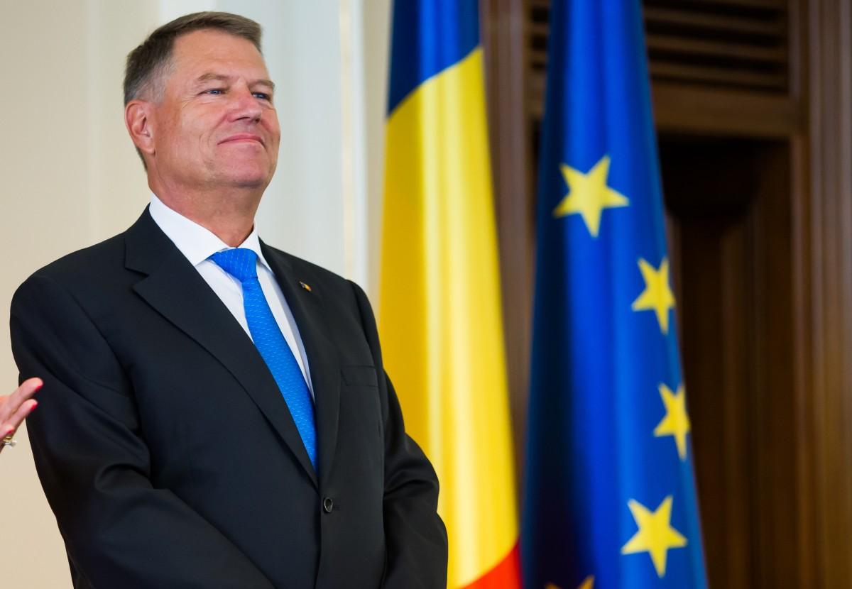 Klaus Iohannis la Sibiu: Sunt președintele României și vreau să rămân președintele României, nu al Consiliului European
