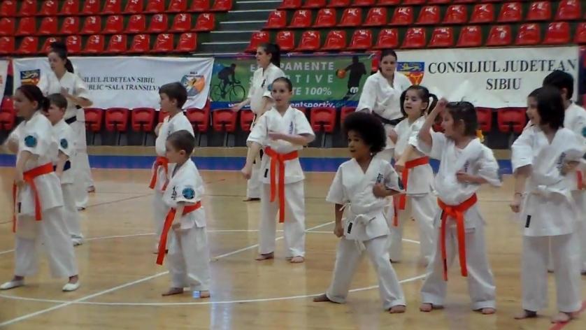 """Campionatul Naţional de Kumite și """"Cupa de 1 iunie de Karate Kyokushin Open"""" au loc în Sala """"Transilvania"""""""