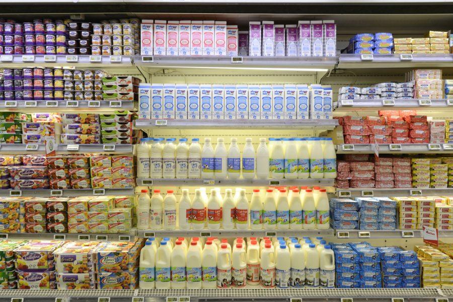 HARTĂ Sibiul, printre județele undelaptele, brânza sau untulsunt înlocuite cu grăsimi hidrogenate