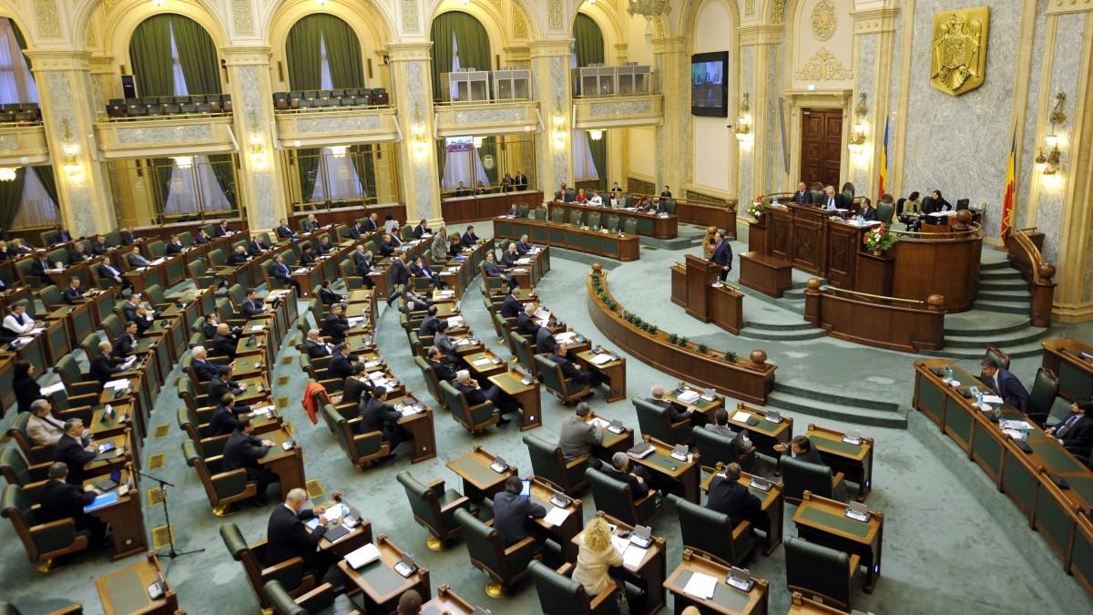 Parteneriatul civil a fost respins de Senat. Numai USR a votat pentru