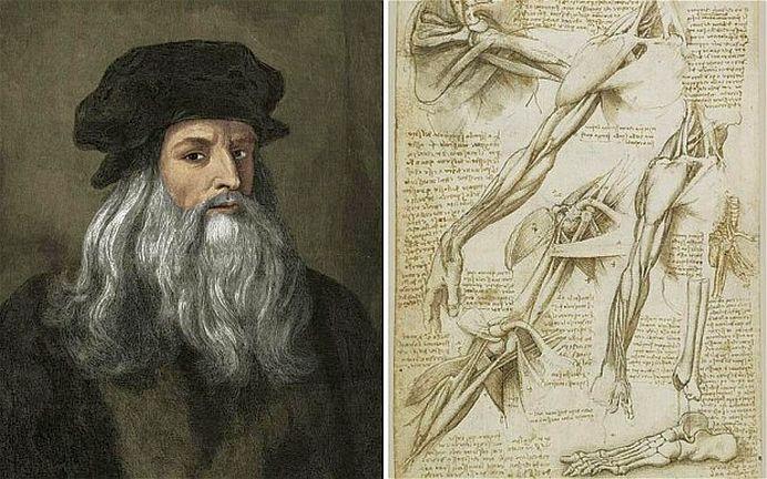 Leonardo da Vinci avea un program extrem de eficient de somn, de doar 15 minute. A câștigat 20 de ani de productivitate