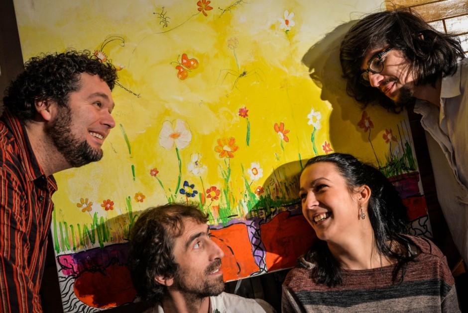 Proiectul muzical LIPICIOȘII aniversează 3 ani de viață