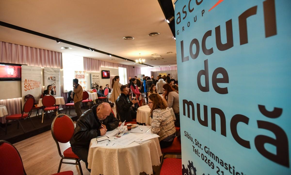 AJOFM organizează vineri Bursa locurilor de muncă pentru absolvenți