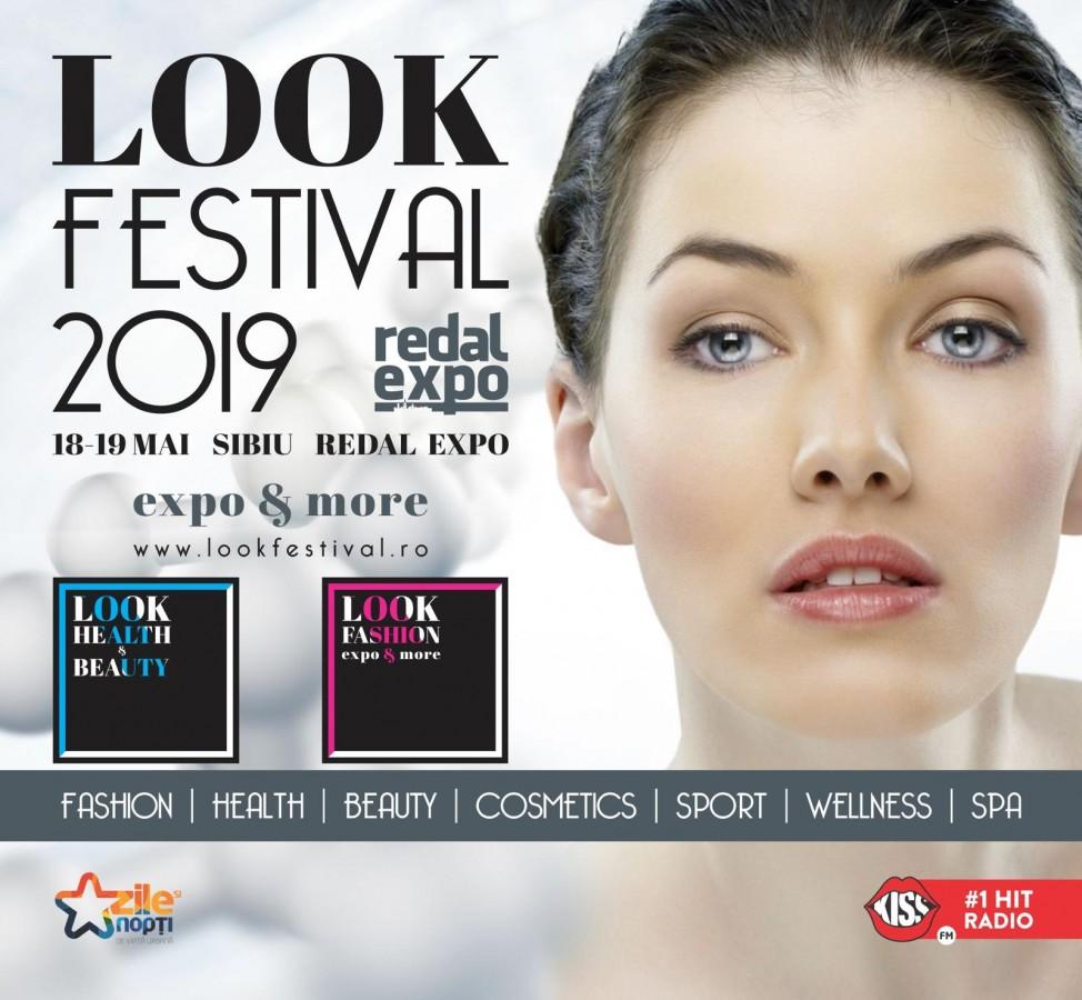 Look Festival Sibiu – prima ediție a celui mai mare eveniment dedicat sănătății, frumuseții și sportului