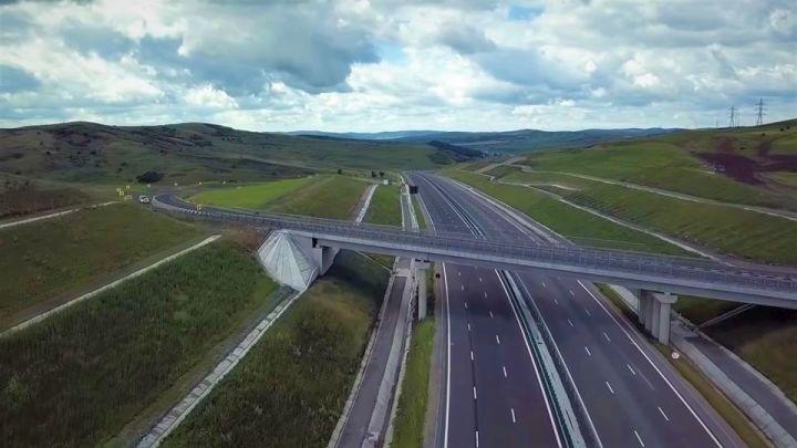CNAIR anunță în câteva zile primii constructori ai autostrăzii Sibiu-Pitești