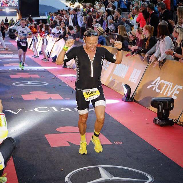 Sibianul Lucian Todea, CEO-ul Soft32, a participat la una dintre cele mai grele competiții de triatlon din lume