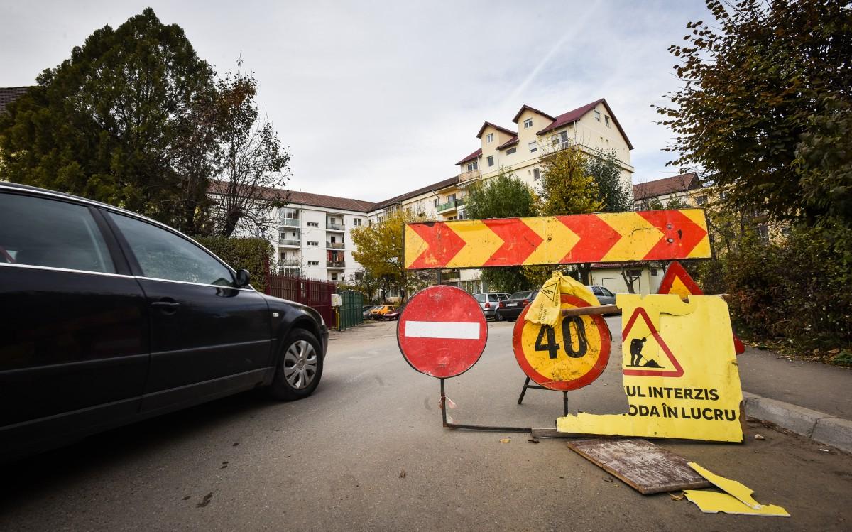 De Ziua femeii, cartierul Hipodrom II reintră în lucrări. La fel și alte trei străzi
