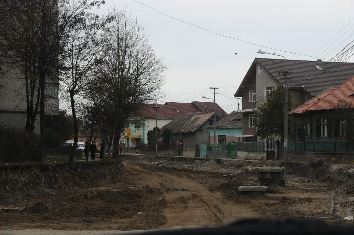 Procedură de achiziție pentru modernizarea a încă 15 străzi din municipiul Sibiu