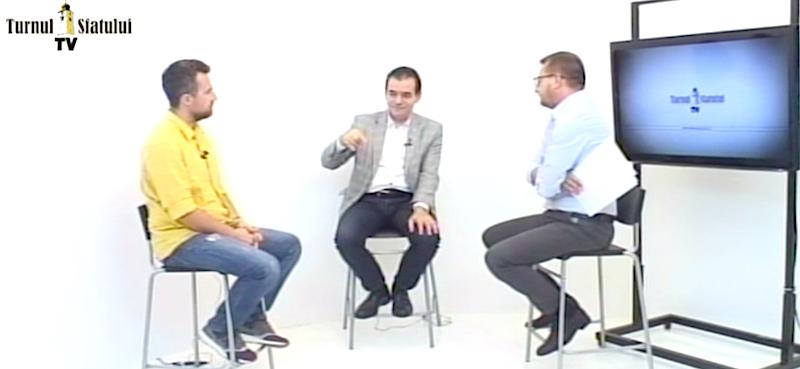Va avea PNL candidat la primăria Sibiu? Ludovic Orban la TSTV: La Sibiu avem un parteneriat privilegiat cu FDGR