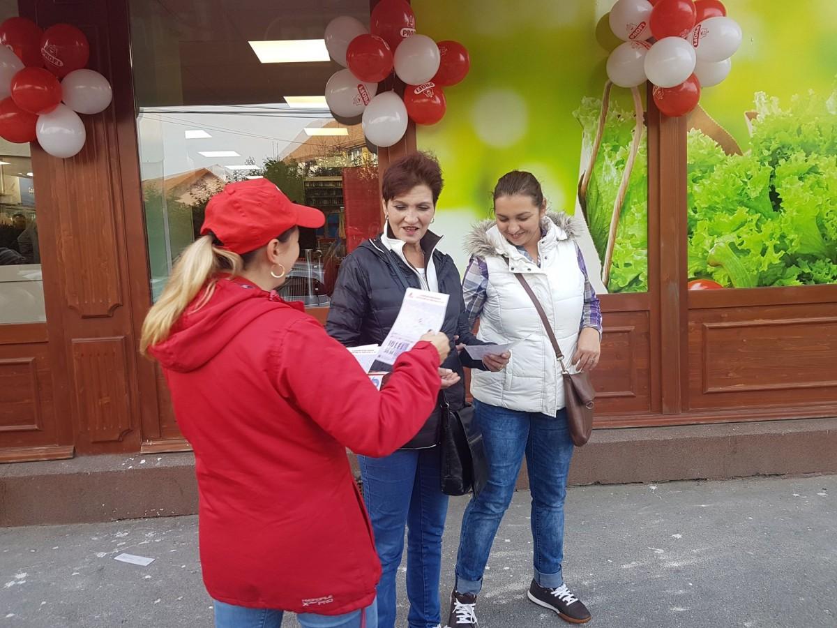 Profi a deschis supermarket nou. Al 10-lea din Sibiu