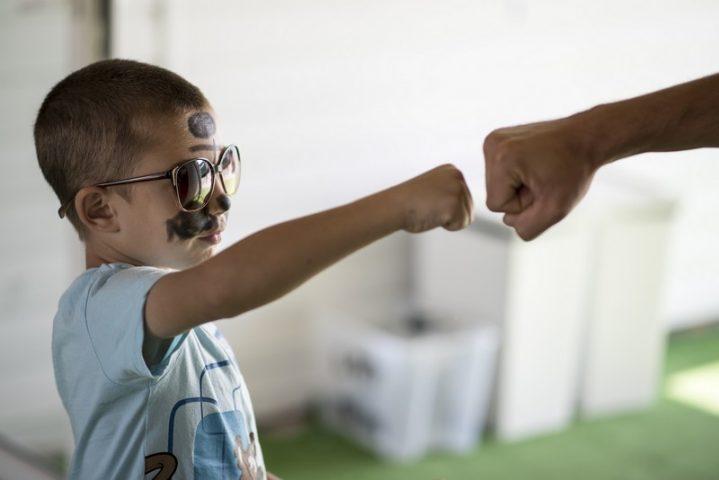 Proiectele maratonului. (15) Tabără de joacă pentru copiii cu afecțiuni oncologice
