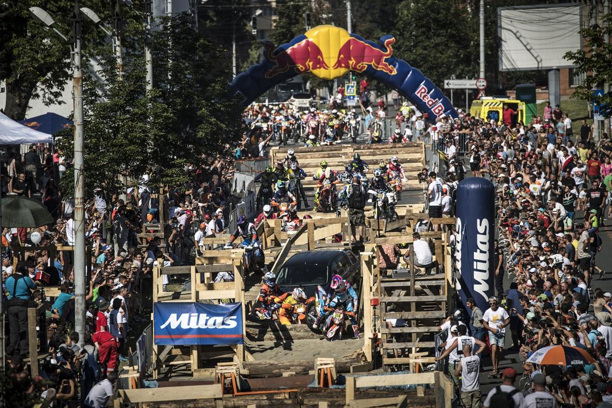 Restricții de trafic pentru Red Bull Romaniacs 2019