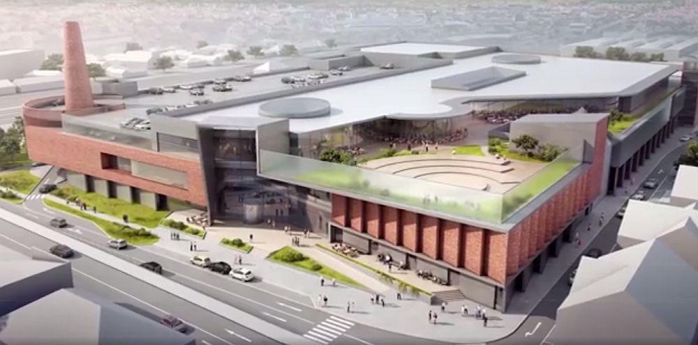 """Anunț cu privire la primul Mall din Sibiu: """"Vor să finalizeze mai repede lucrările"""""""