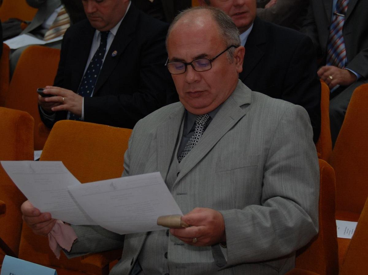 A murit Marcel Rusu, fostul președinte al Tribunalului Sibiu