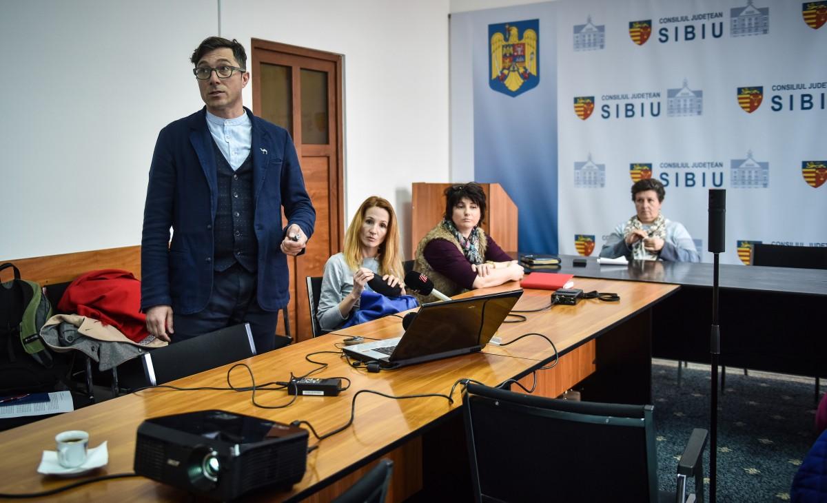 Coordonatorul programului Sibiu Regiune Gastronomică s-a autosuspendat din funcție