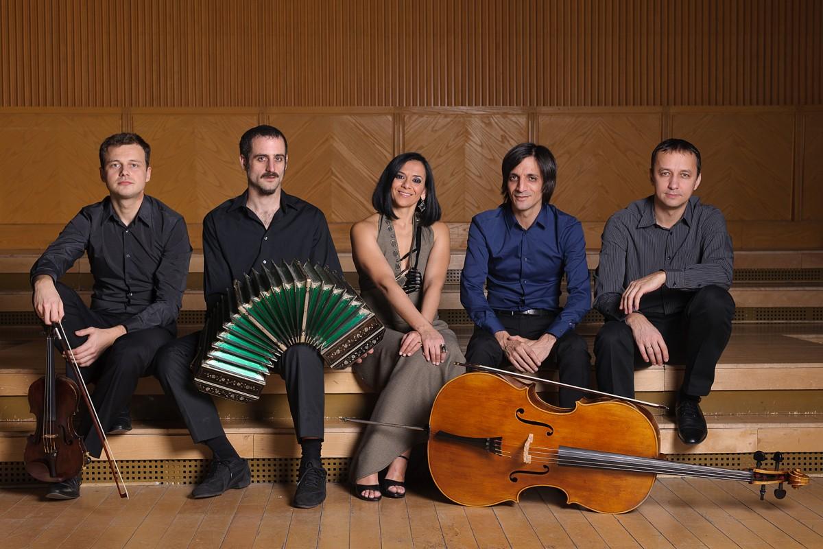 Poveste de toamnă pe ritmuri de Astor Piazzola, la Sibiu