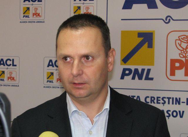 Deputatul PNL Mihai Donţu a accidentat mortal un bărbat, pe o trecere de pietoni din Braşov