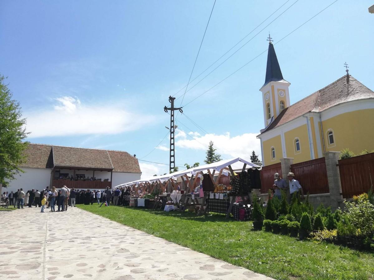 GALERIE FOTO Cel mai nou muzeu din România s-a deschis în județul Sibiu