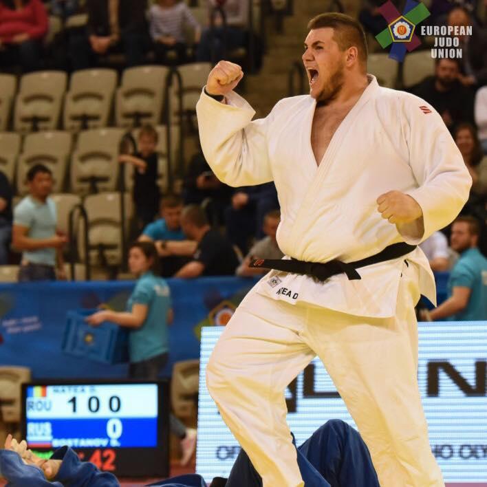 Sibianul Daniel Natea campion la Abu Dhabi