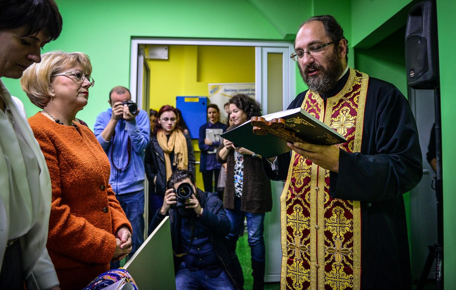 Părintele Necula: Candidez!Pentru mântuire