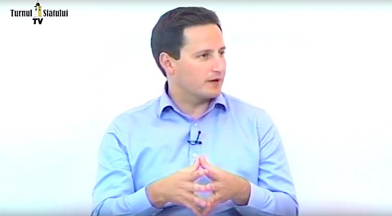 TSTV cu Nicu Ștefănuță, primul sibian care vrea la europarlamentare: Vreau românul să simtă că este egal cu neamțul