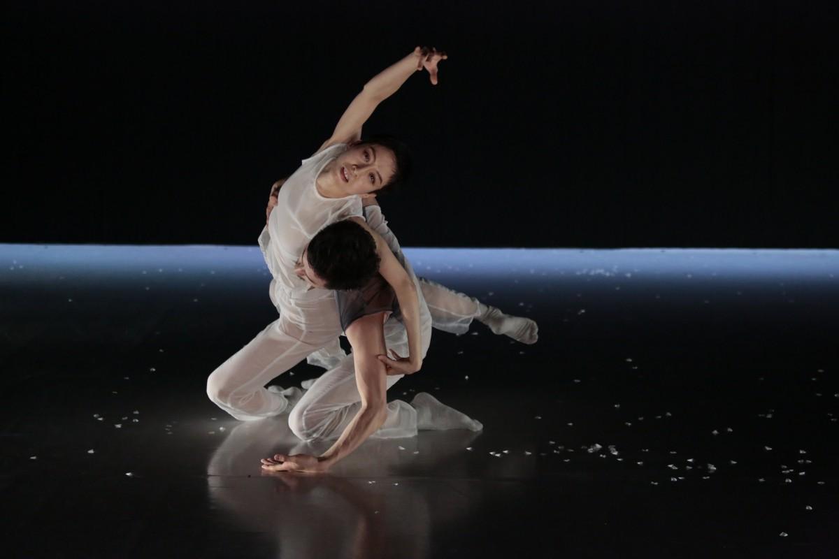 Cea mai importantă companie de dans contemporan din Japonia, pe scena TNRS