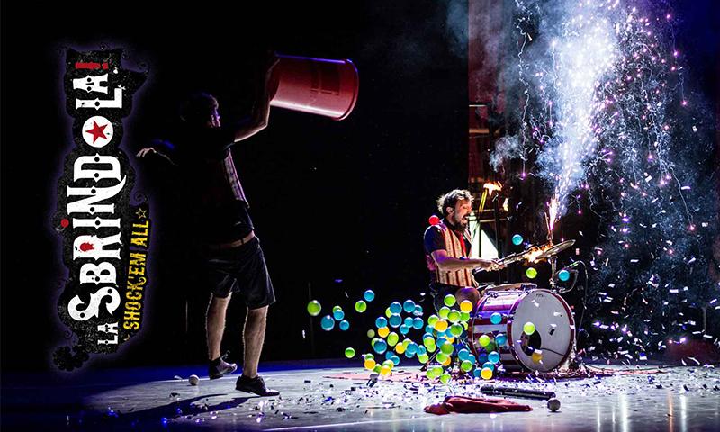 FITS Ziua 5: O nebunie de circ șiun concert la Biserica Ursulinelor
