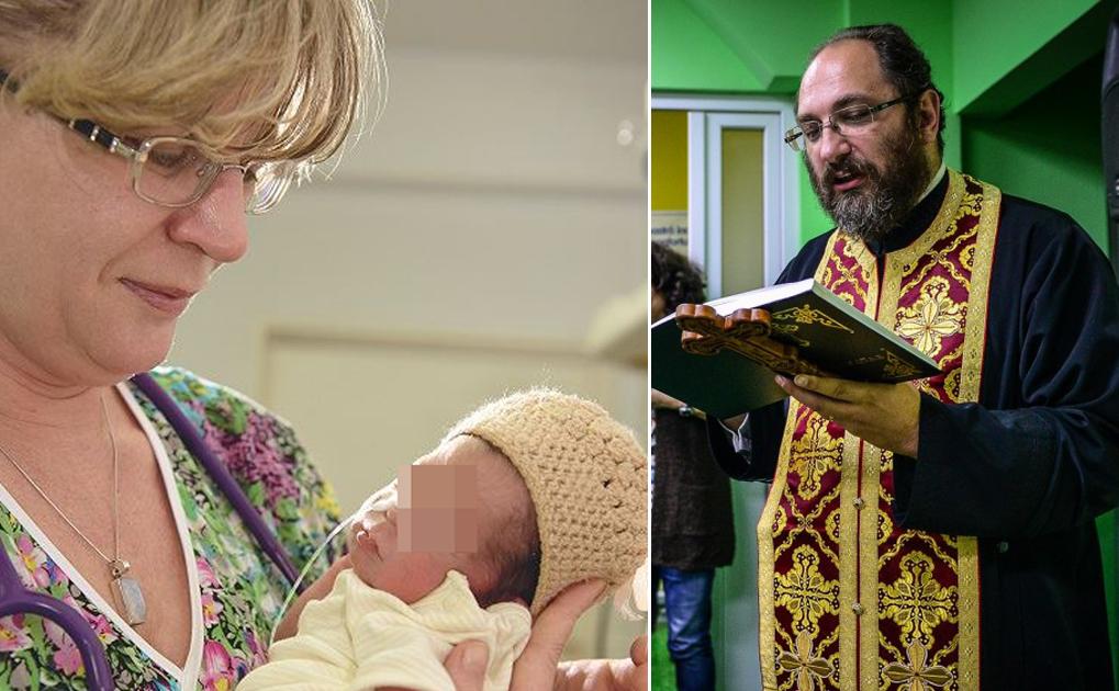 """Dispută între Constantin Necula și Maria Livia Ognean pe tema avorturilor. """"Am și eu exemple destule despre setea de bani a preoților"""""""