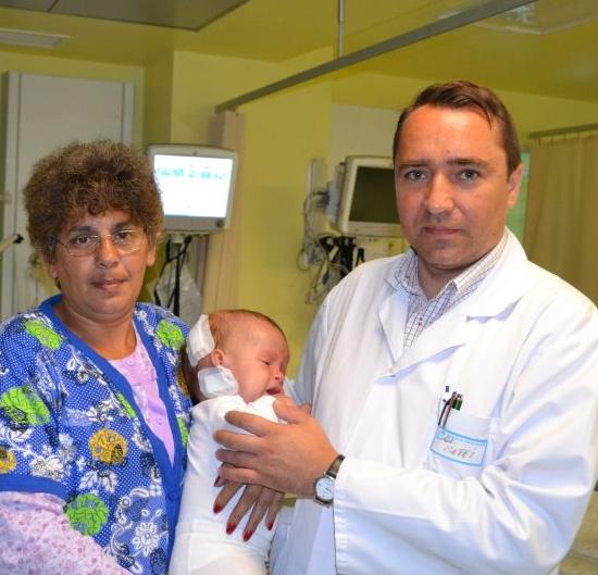 """S-a lansat Fundația Polisano. """"Primele trei cazuri, doi copii și un domn, vor beneficia de operații gratuite săptămâna viitoare"""""""