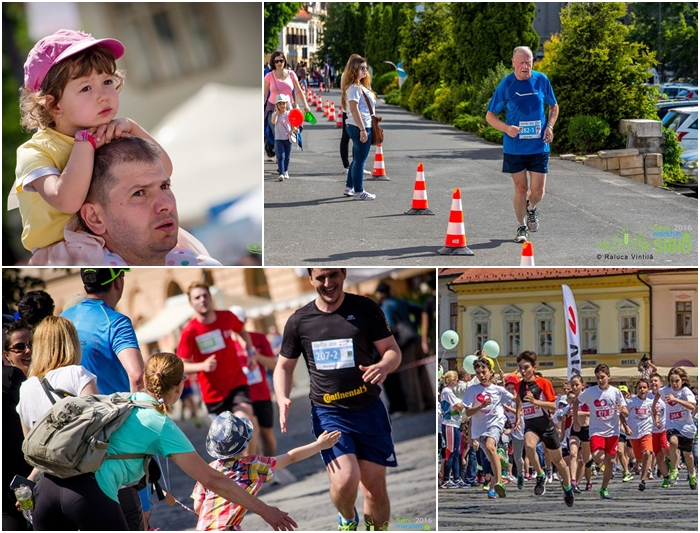 """Semimaratonul devine maraton. """"Vrem să oferim Sibiului un eveniment de anvergură"""""""