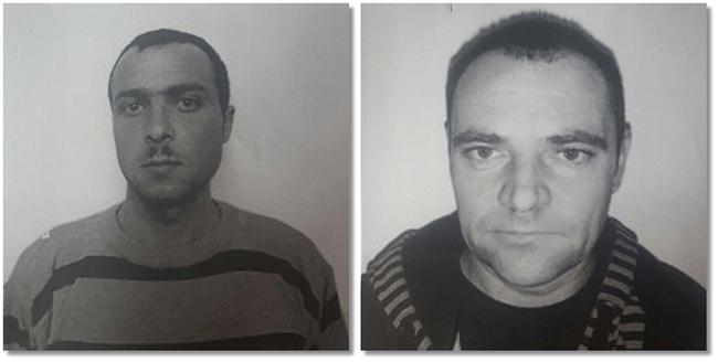 Actualizare. Unul dintre evadați a fost prins. Deținutul sibianeste în continuare căutat de polițiști