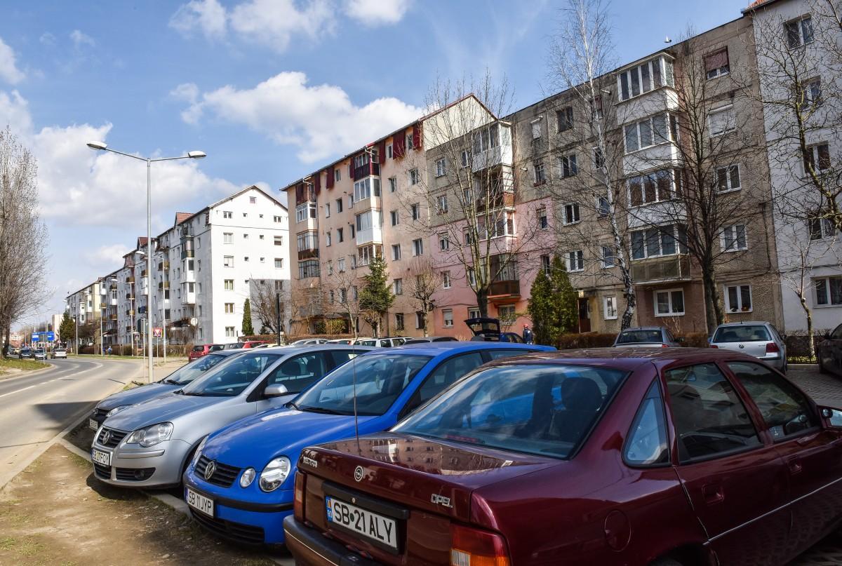 Primăria Sibiu pregătește parcări de 7,8 milioane de lei