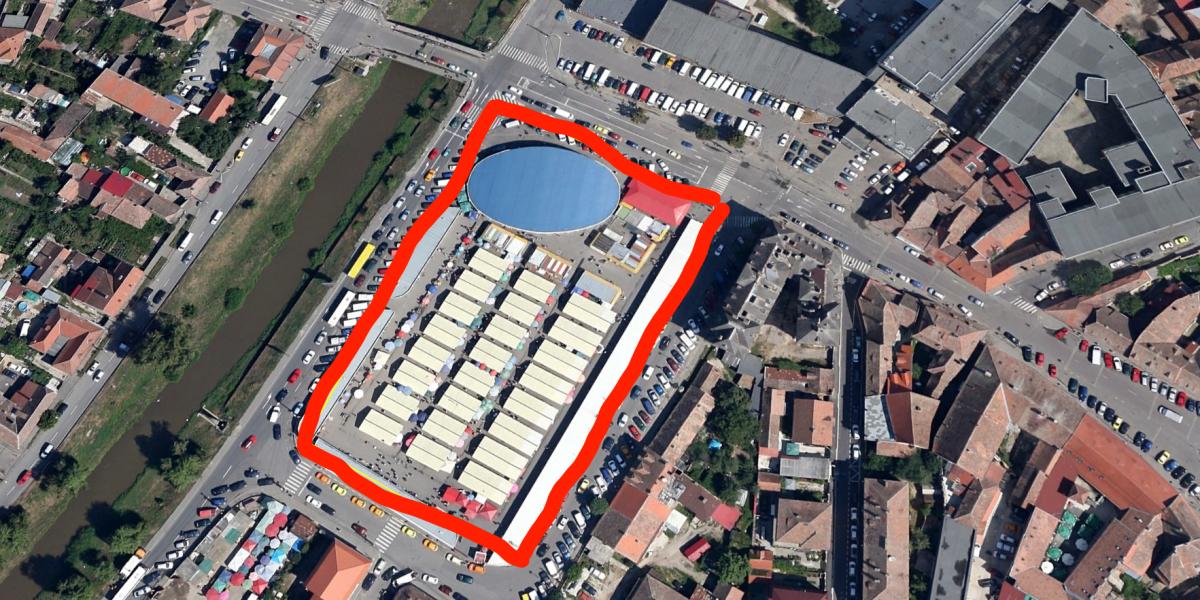 A doua parcare subterană a Sibiului, scoasă la licitație: 450 - 500 de locuri